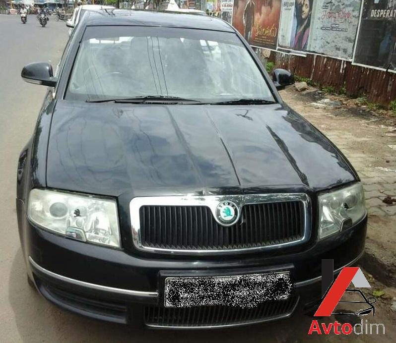 skoda_superb_2007_black